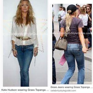 GRASS Topanga Jeans